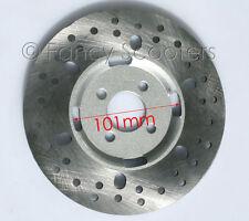 190mm ATV Brake Disc Rotor J W/Offset  for Peace Sports, Hensim ATVs