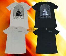 New Volcom Mens Doom Stone Skull Mens T-Shirt