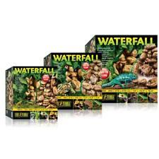 Exo Terra Wasserfall Kieselsteindesign für Reptilien und Amphibien - in 3 Größen