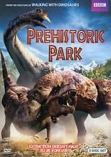 Prehistoric Park [2 Discs] DVD Region 1 883929310357