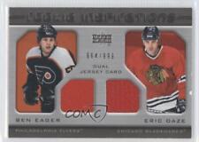 2005-06 Upper Deck Rookie Update #239 Ben Eager Eric Daze RC Hockey Card