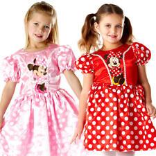 Minnie mouse robe fantaisie fille disney animal cartoon livre jour enfants enfant costume