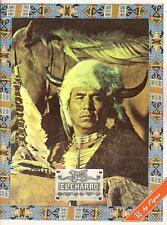 """""""EL CHARRO"""" QUADERNO BY PIGNA ANNI 80 COLLEZIONE CARTORAMA NUOVO (PANINARO)"""