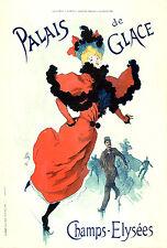 Vintage Français Style Art Nouveau shabby chic imprimés & AFFICHES 102 A1, A2,