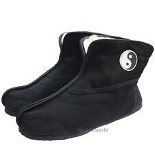 Wudang Taoist Winter Boots Tai chi Kung fu Sneakers Martial arts Sports Shoes