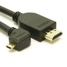 Right Angle Micro HDMI Cable