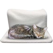 Pet Cat Dog Radiator Bed Warm Soft Fleece Cradle Basket Hanging Hammock Frame