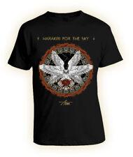Harakiri for the Sky - Arson Fire Owl Shirt  (Anomalie,Bifröst,Karg)