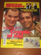 MOTOSPRINT 2003/50 VALENTINO ROSSI STEFAN EVERTS