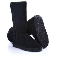 Emu Australia Girls Black Bronte Hi 2 Boots sizes 9,12,3 new