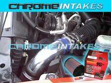 96 97 98-04 CHEVY S 10/ZR2/ZR5/BLAZER/SONOMA/JIMMY/HOMBRE 4.3L V6 AIR INTAKE+K&N