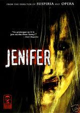 Jenifer Master of horror  cult movie poster print