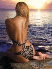 Victoria's Secret Tiemuster Wrap Monokini  XS; S