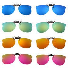 Children Cat Eye Sunglasses Myopia Vision Glasses Clip-On Polarized UV400