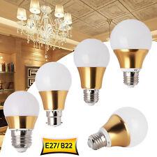 3W 5W 7W 9W Dimmable LED Globe Bulbs E27 ES B22 Bayonet Lights Lamp 220-240V