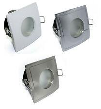 Couvercle de la cavité Spot aquarius-s carré pour GU10 230VOLT ou MR16 12V