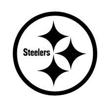 Vinyl Decal Truck Car Sticker Laptop - Football NFL Pittsburgh Steelers