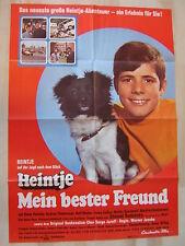 HEINTJE - MEIN BESTER FREUND - Filmplakat A1