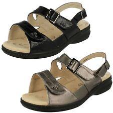 Ladies Padders Wide Fitting Summer Sandals 'Laura'