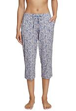 Schiesser Mujer Mix & Relax Chica Pantalón De Pijama 36-44 S M L Xl Xxl 3/4