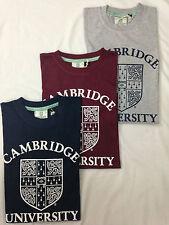 Officially Licenced  Cambridge University Unisex T-Shirt