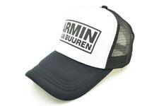 CLIMATE DJ Armin Van Buuren DJ Fans Trucker Mesh Cool Caps Together In ASOT