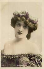 FEMME Mlle. COULON PHOTO PAUL BOYER PARIS S.I.P. 989