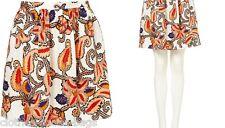 Topshop Ladies Paisley Print Skirt Size 8 10 12 14 BNWT £28 Free P&P (AA)
