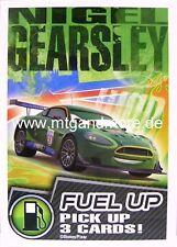 CARS 2 TCG-NIGEL GEARSLEY-Fuel Up