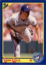 1990 Score Baseball Card Pick 491-704