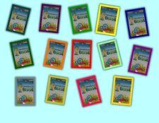 Panini WM 2014 Brasil 10/20/30/40/50/100/150/200 Sticker aussuchen