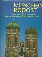 MUNCHEN REPORT ~ Richard Wolf & Robert Hetz ~ 1978 HC DJ Multilingual