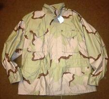 ORIG. U.S. m65 fieldjacket (campo chaqueta/PARKA) CAMUFLAJE Desert