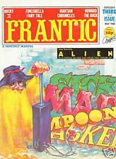 FRANTIC # 3 FINE / MARVEL / 1980.