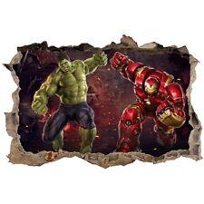 Stickers 3D Avengers réf 23310