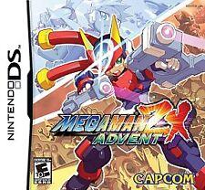 Mega Man ZX Advent (Nintendo DS, 2007) Complete Excellent!