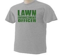 Landscaper Lawn Enforcement Officer Landscaping T-Shirt