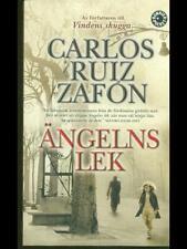 ANGELNS LEK  CARLOS RUIZ ZAFON BONNIER POCKETS 2010