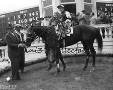 ASSAULT KENTUCKY DERBY HORSE RACING TRIPLE CROWN WINNER 8X10 PHOTO