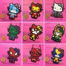Marvel Hello Kitty Superhero Necklaces