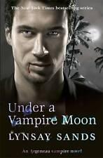 Under a Vampire Moon: An Argeneau Vampire Novel, New, Sands, Lynsay Book