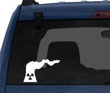 Industry #9 - Nuclear Power Clean Energy Radioactive - Car Tablet Vinyl Decal