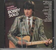 BOBBY SOLO RACCOLTA DI SUCCESSI CD FUORI CATALOGO