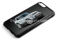 RetroArtz Cartoon Car Land Rover Discovery Silver iPhone 6/6+ & 7/7+ Case/Cover