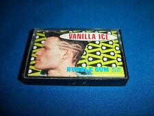 VANILLA ICE BUBBLE GUM Pack Vintage Looks Like Mini CASSETTE TAPE BOX 1991 BABY!