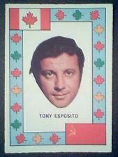 TONY ESPOSITO  '72 OPC TEAM CANADA INSERT CARD