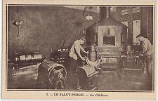 CPA -69-  LYON - Le Salut Public - La Clicherie. (Presse Journaux).