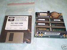 CyberResearch PC 104 Serial Bd. w/ PC 104 1435 Software