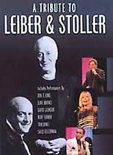 A Tribute to Leiber & Stoller, New DVD, Leo Sayer, Jane Monheit, Tom Jones, Davi
