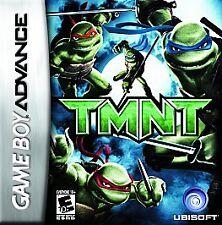 TMNT - Game Boy Advance GBA Game